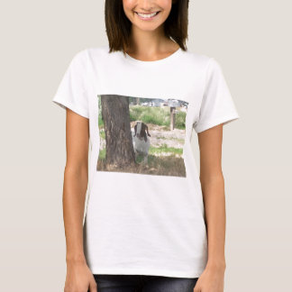 Watercolor Boer Goat T-Shirt