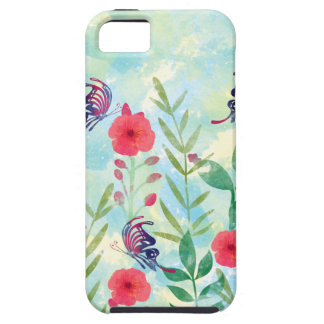 watercolor Botanical garden VI iPhone 5 Cover