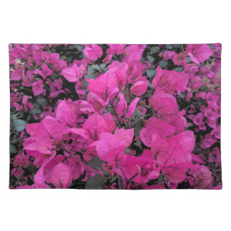 Watercolor-Bougainvillea Placemat