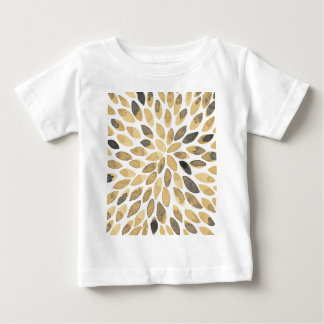 Watercolor brush strokes - neutral baby T-Shirt