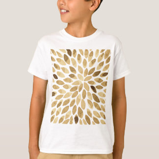Watercolor brush strokes - neutral T-Shirt