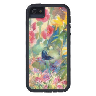 Watercolor Butterfly by Sue Ann Jackson iPhone 5 Covers