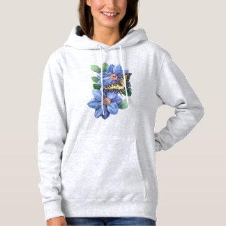 Watercolor Butterfly Hoodie