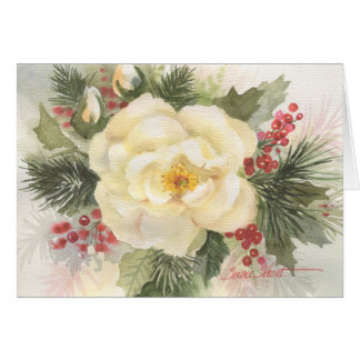 Watercolor Christmas Card 09CCS2-8