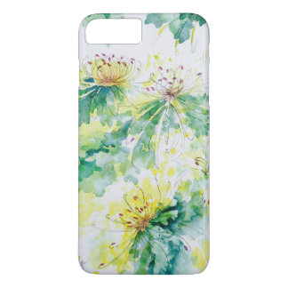 Watercolor Chrysanthemums iPhone 7 case