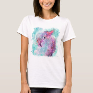Watercolor cockatoo T-Shirt