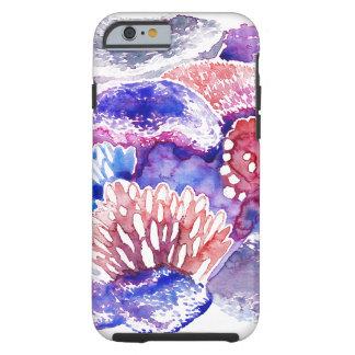 Watercolor Coral Case