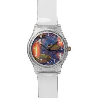Watercolor Deepas Watch