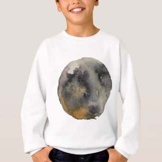 Watercolor design sweatshirt
