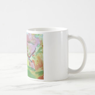Watercolor Dragonflies mug