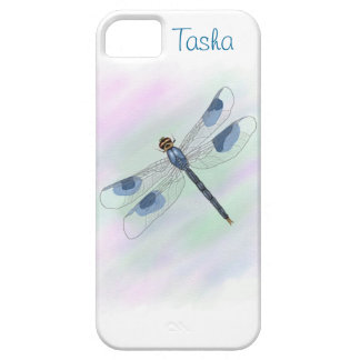 Watercolor Dragonfly iPhone 5 Case