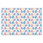 Watercolor Easter Egg Hunt Pattern Tissue Paper