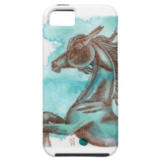 Watercolor Equine Art iPhone 5 Case