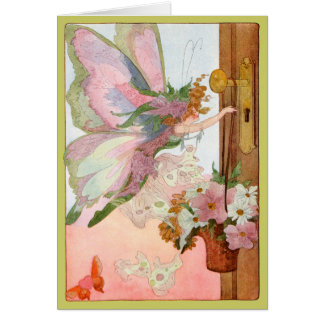 Watercolor Faeries All Occation cards