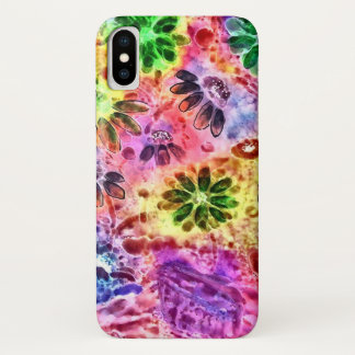Watercolor Fairy Flowers Case