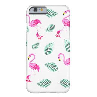 Watercolor Flamingo iPhone Case