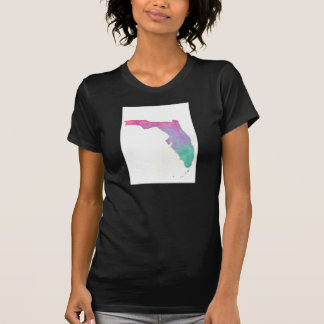 Watercolor Florida Tshirt