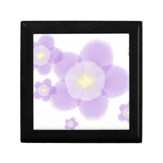 Watercolor Flower Gift Boxes