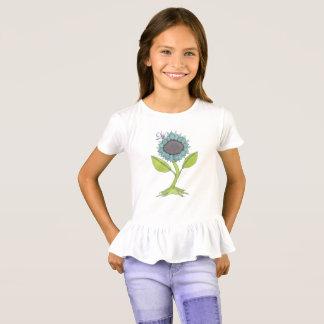 Watercolor Flower - Rejoice! T-Shirt