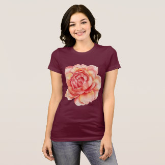 Watercolor Flower Shirt