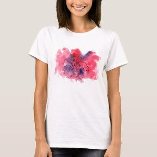 Watercolor flower T-Shirt