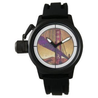 Watercolorflowers Wristwatch