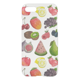 Watercolor Fruit iPhone Case