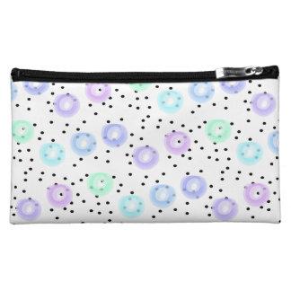 Watercolor Funfetti Cosmetic Bag