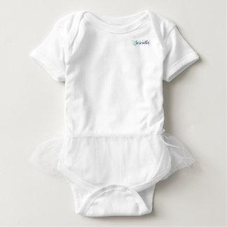 Watercolor Funfetti - Winter Frost Baby Bodysuit