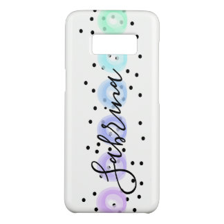 Watercolor Funfetti - Winter Frost Case-Mate Samsung Galaxy S8 Case