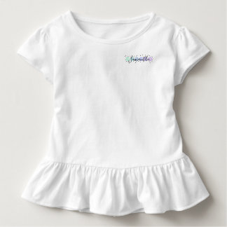 Watercolor Funfetti - Winter Frost Toddler T-shirt