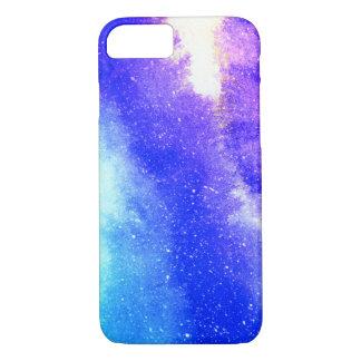 Watercolor Galaxy iPhone 7 case