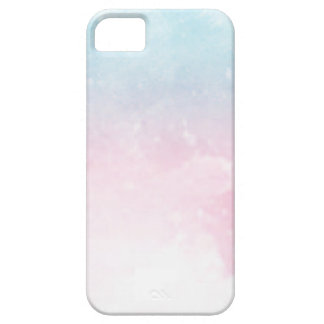 watercolor gradient ombre iPhone 5 cover