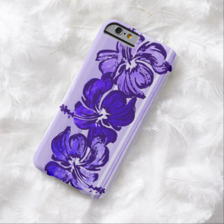 Watercolor Hibiscus Hawaiian Tropical Barely There iPhone 6 Case