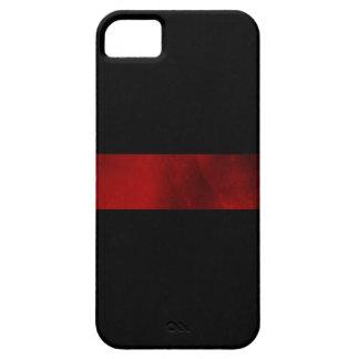 Watercolor Horizontal Stripe iPhone 5/5s Case