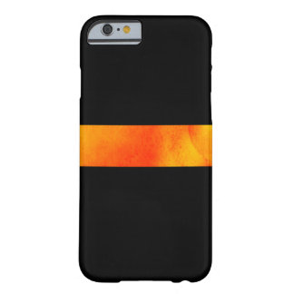 Watercolor Horizontal Stripe iPhone 6 Case Barely There iPhone 6 Case