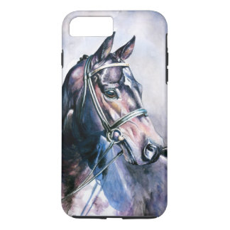 Watercolor Horse Tough iPhone 7 Plus Case