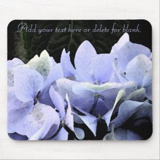 Watercolor Hydrangea Mousepads