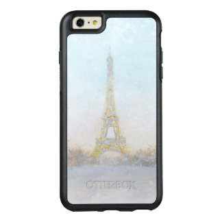 Watercolor | Image of Eiffel Towe OtterBox iPhone 6/6s Plus Case
