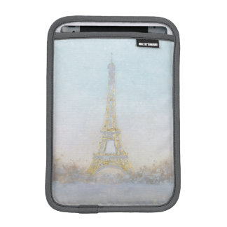 Watercolor | Image of Eiffel Towe Sleeve For iPad Mini