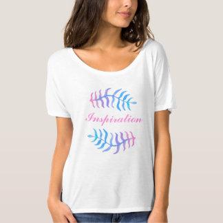 Watercolor Inspiration T-Shirt