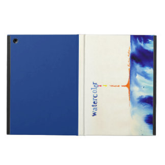 watercolor ipad air case