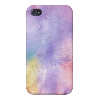 Watercolor iPhone 4/4S Case