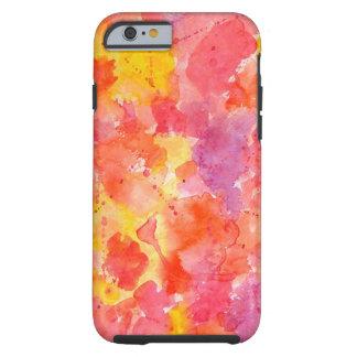 Watercolor Joy iPhone 6 Case