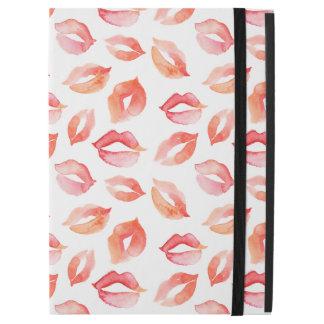 """Watercolor Kisses iPad Pro 12.9"""" Case"""