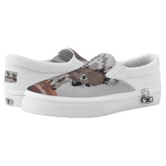 Watercolor Koala Shoes