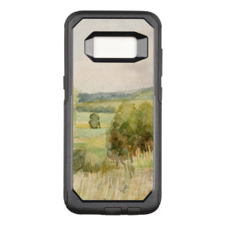 Watercolor Landscape OtterBox Commuter Samsung Galaxy S8 Case