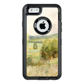 Watercolor Landscape OtterBox iPhone 6/6s Case