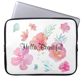 Watercolor LAPTOP SLEEVE Laptop Sleeve 15 inch