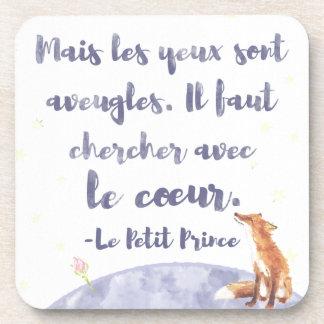 Watercolor Le Petit Prince The Little Prince Coaster